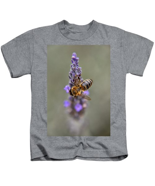 Levander And Bee Kids T-Shirt
