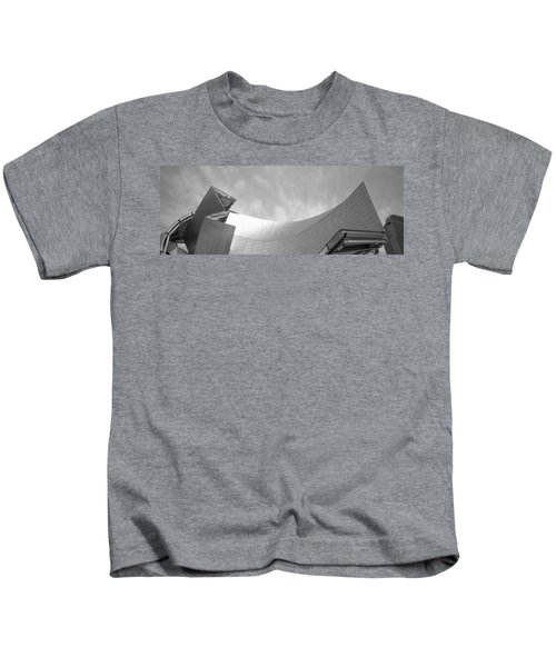 Low Angle View Of A Building Kids T-Shirt