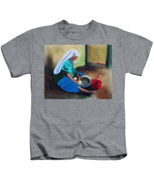 Making Bread Kids T-Shirt