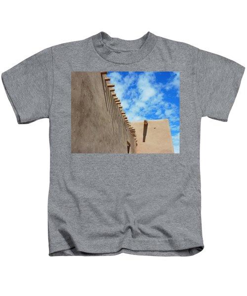 San Francisco De Asis Mission Church  Kids T-Shirt