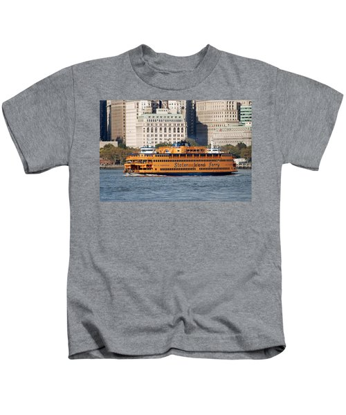 Staten Island Ferry Kids T-Shirt