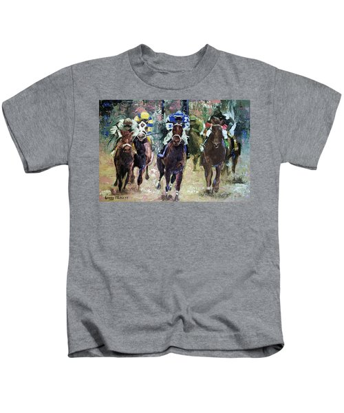 The Bets Are On Kids T-Shirt
