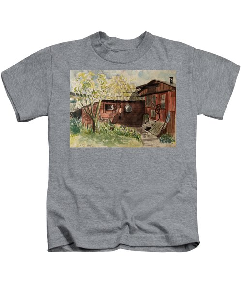 A Shanty Called Home Kids T-Shirt