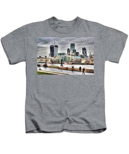 City Of London Kids T-Shirt