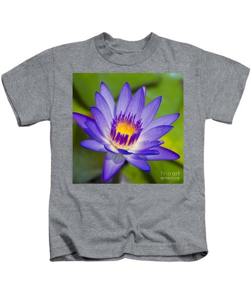 Pupukea Garden Breeze  Kids T-Shirt