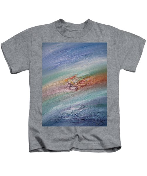 Original Abstract Masterpiece Kids T-Shirt