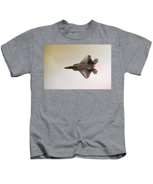 F-22 Raptor Kids T-Shirt