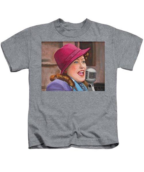 40s Singer Kids T-Shirt