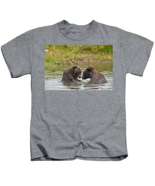Brown Bears Kids T-Shirt