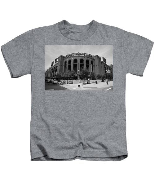 Busch Stadium - St. Louis Cardinals Kids T-Shirt
