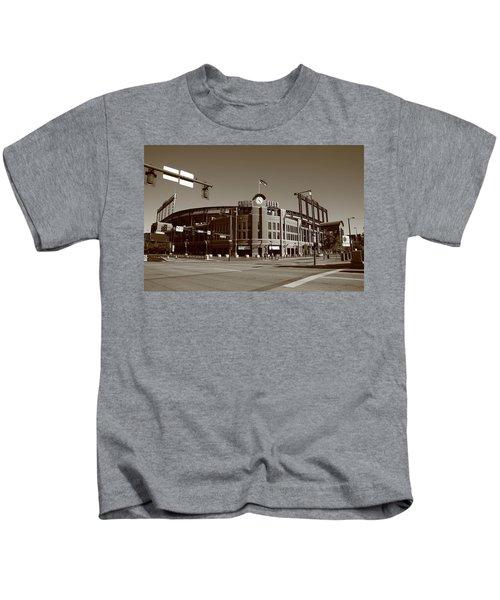 Coors Field - Colorado Rockies Kids T-Shirt