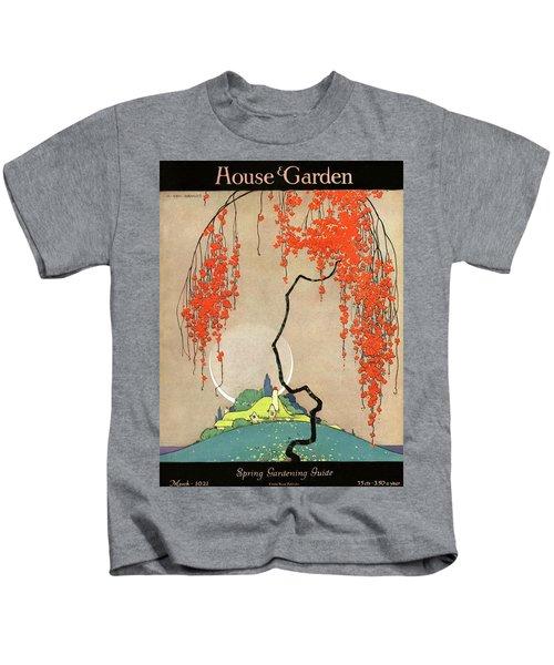 A Flowering Tree Kids T-Shirt