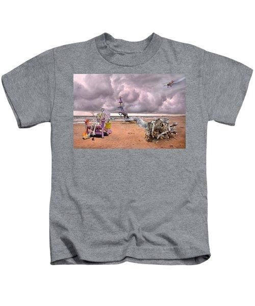 A Grain Of Sand Kids T-Shirt