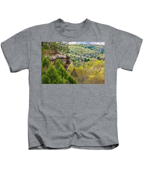 A Grand View Kids T-Shirt