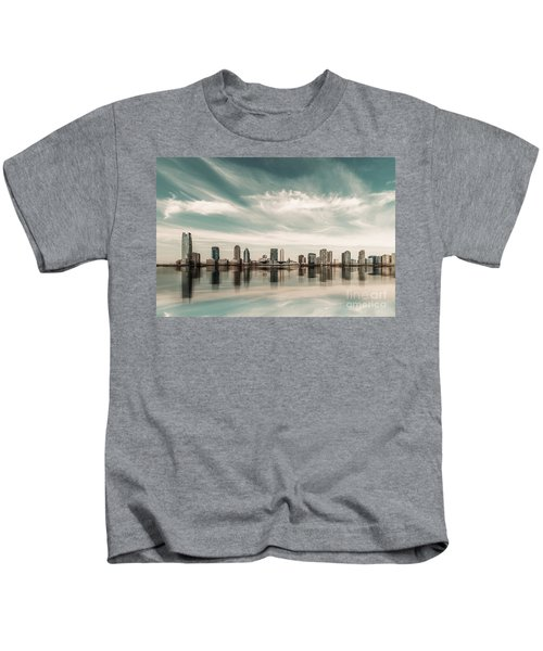 a look to New Jersey  Kids T-Shirt