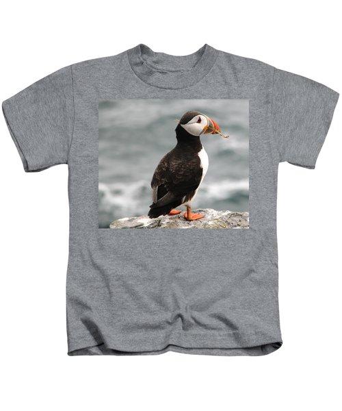 A Mouth Full Kids T-Shirt