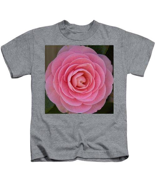 A Soft Blush Kids T-Shirt