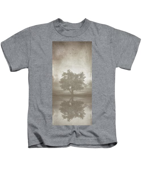 A Tree In The Fog 3 Kids T-Shirt