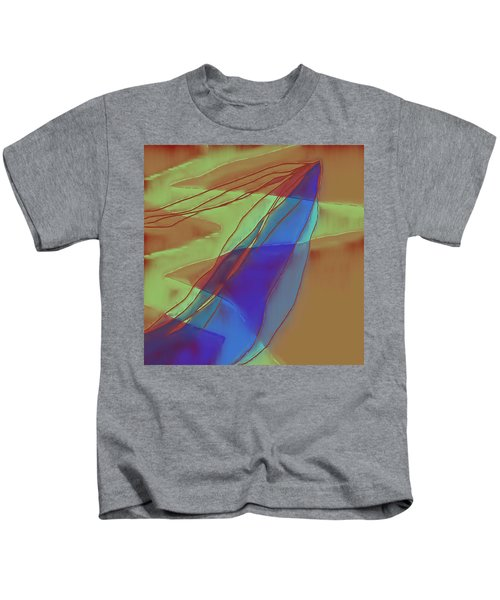 A Well Used Slate Kids T-Shirt