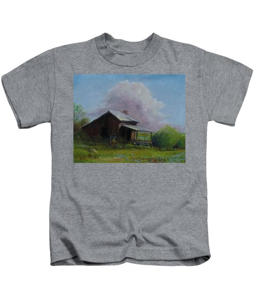 Abondoned Memories  Kids T-Shirt