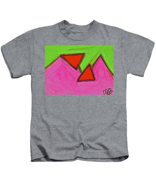 Abstract 92-002 Kids T-Shirt