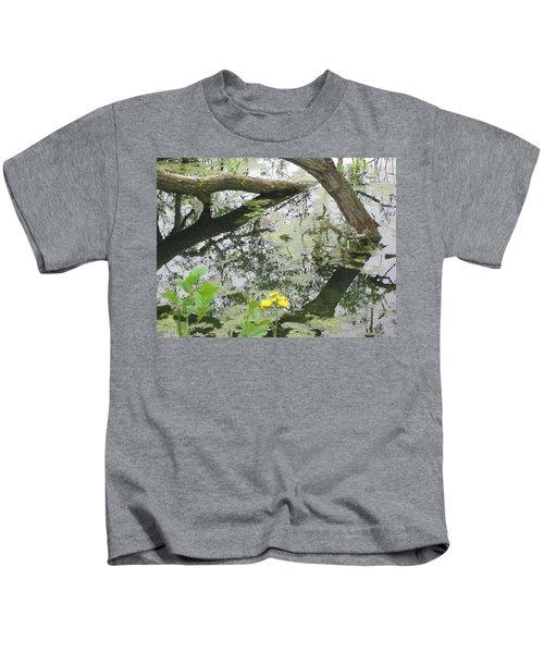 Abstract Nature 2 Kids T-Shirt