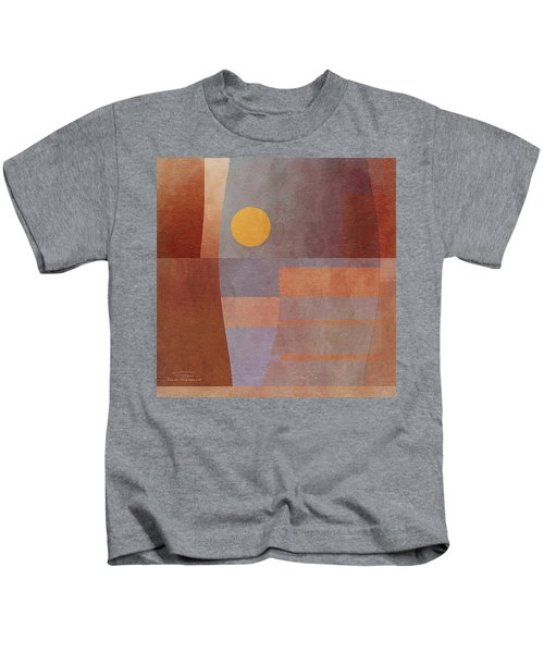 Abstract Tisa Schlemm 03 Kids T-Shirt