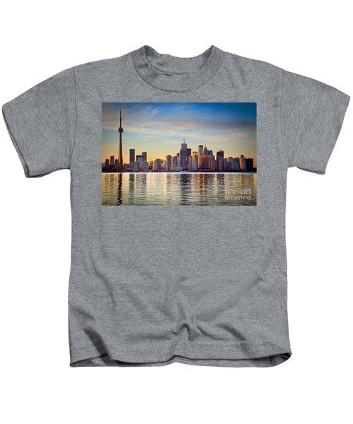 Across The Water Kids T-Shirt