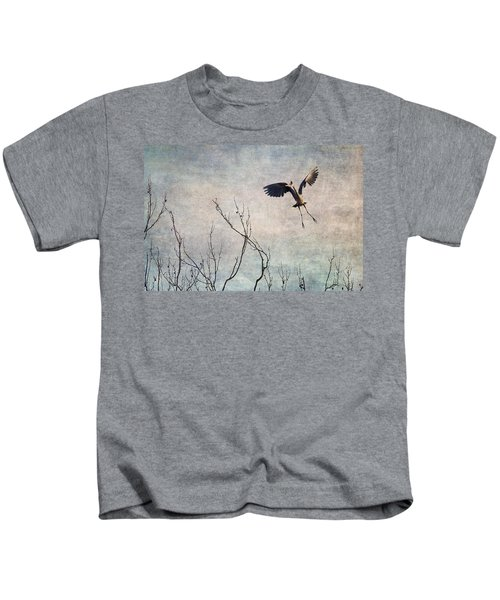 Aerial Dance Kids T-Shirt