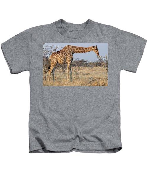 Africa, Namibia, Kaokoland, Namib Kids T-Shirt