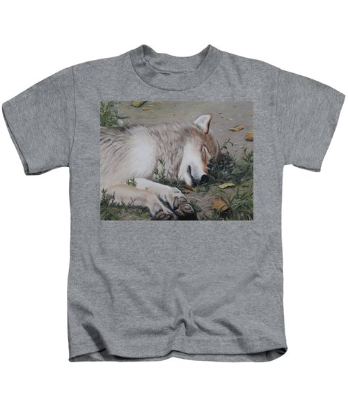 Afternoon Nap Kids T-Shirt