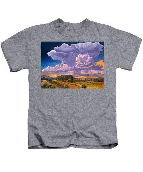 Afternoon Thunder Kids T-Shirt