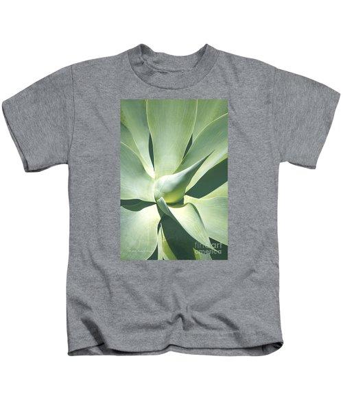 Agave Plant 1 Kids T-Shirt