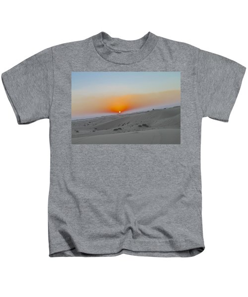 Al Ain Desert 12 Kids T-Shirt