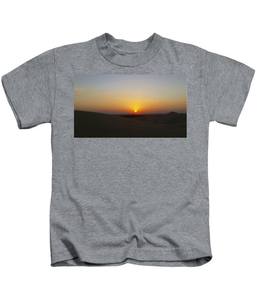 Al Ain Desert 15 Kids T-Shirt