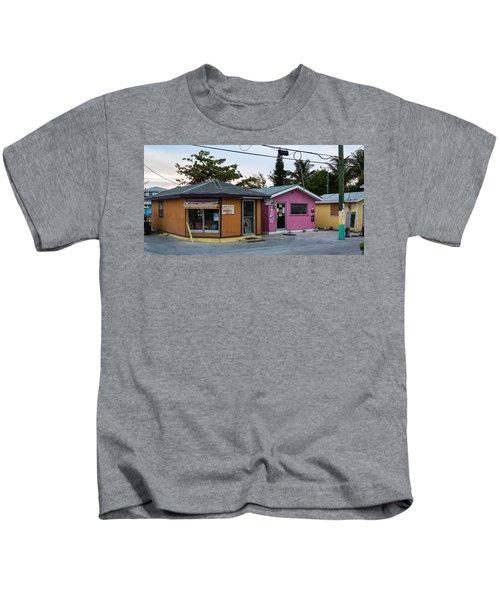 Alice Town Shops Kids T-Shirt