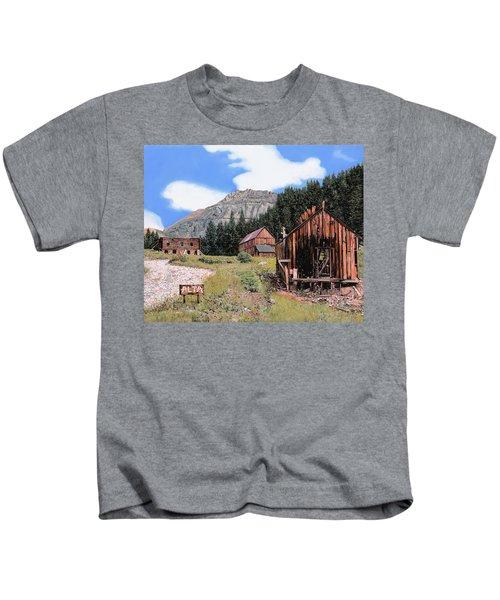 Alta In Colorado Kids T-Shirt