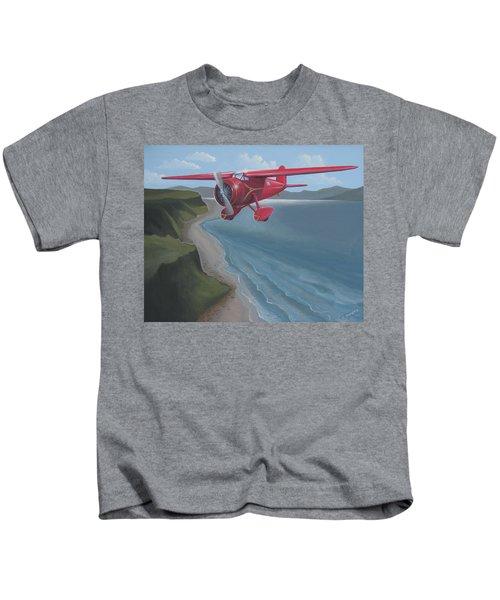 Amelia's Lockheed Vega Kids T-Shirt