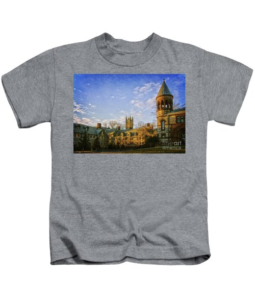 An Afternoon At Princeton Kids T-Shirt