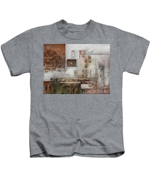 Ancient City 1 Kids T-Shirt
