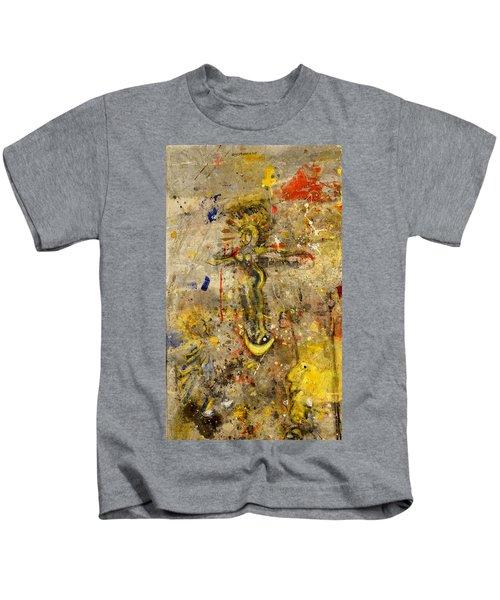 Angel In Journey Kids T-Shirt