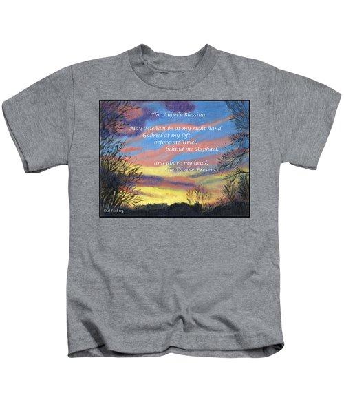 Angel's Blessing Kids T-Shirt