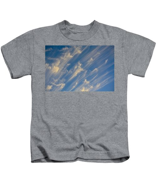Angels Trumpets Kids T-Shirt