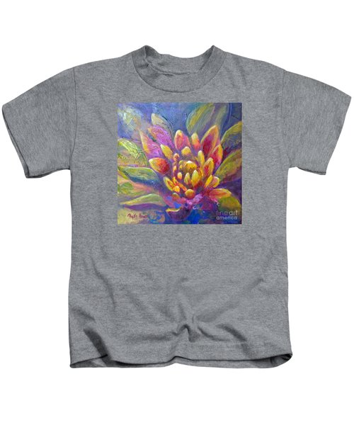Artichoke Leaves Kids T-Shirt
