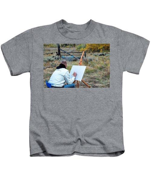 Artist Point Kids T-Shirt