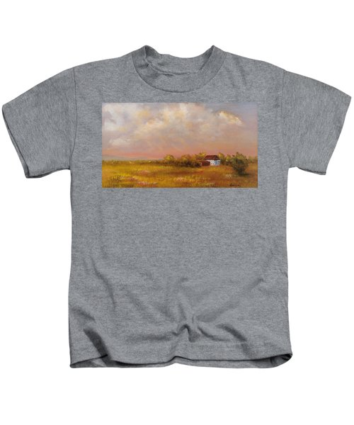 August Afternoon Pa Kids T-Shirt