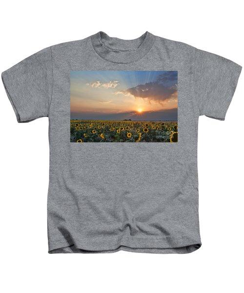 August Dreams Kids T-Shirt