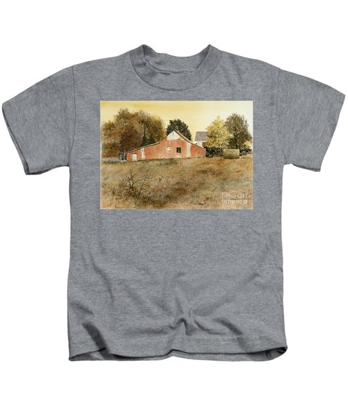 Autumn Glow Kids T-Shirt