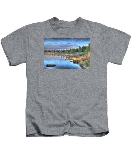 Awakening Your Senses Kids T-Shirt