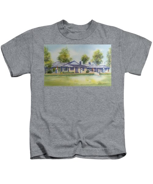 Back Of House Kids T-Shirt